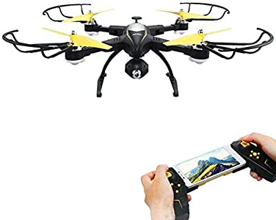 RC Drone, TOYEN FPV Wifi RC Quadcopter Remote Control Drone Quadcopter One Key Return Helicopter with HD 2MPP Camera RC Drone