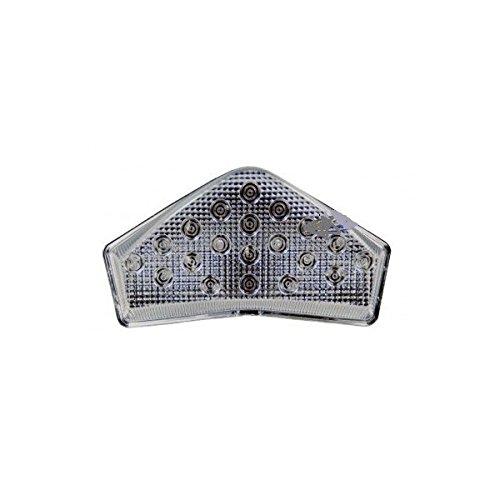 Compatible avec/Remplacement pour 1050 SPEED TRIPLE-04/07-1050 TIGER-07/10-1050 SPRINT-05/07 FEU ARR + CLIGNO INTEGRES LEDS-323100