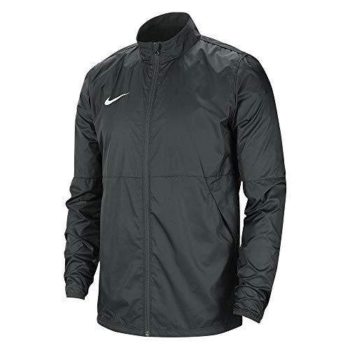 Nike Herren Fußballjacke Anti Regen Park Senior 20, Antracite_Nero_Bianco, S, BV6881