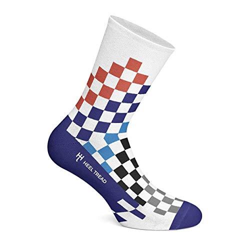 Heel Tread E36 Fina Socks