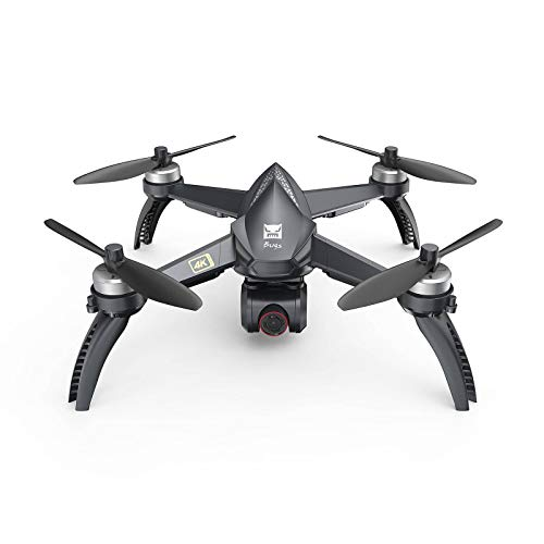NC Megaxin B5W Upgraded Version, GPS Brushless Motor 4K HD, WiFi PTZ Adjustable Camera, Fixed Height Drone