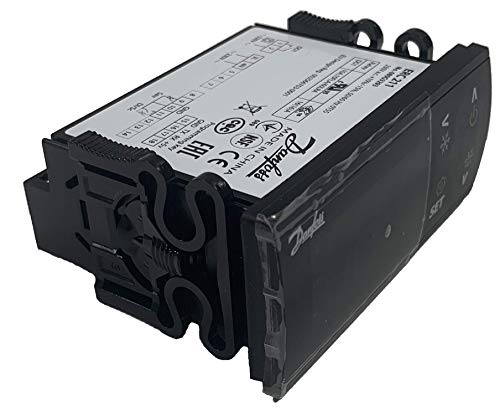 Danfoss regelaar ERC213