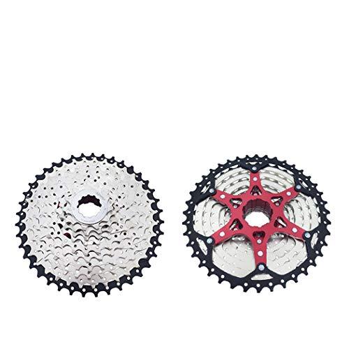 VTT 10 11 12 Vitesses vélo Cassette séparée VTT pignon 40T 42T 46T 50T 10 Speed 11-40T
