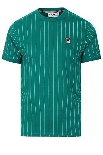 Fila Vintage Guilo T Shirt Green XL