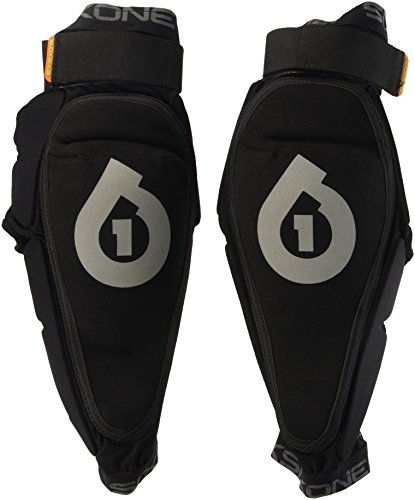 SixSixOne Rage Knee Guard Black Größe M 2018 Protektor