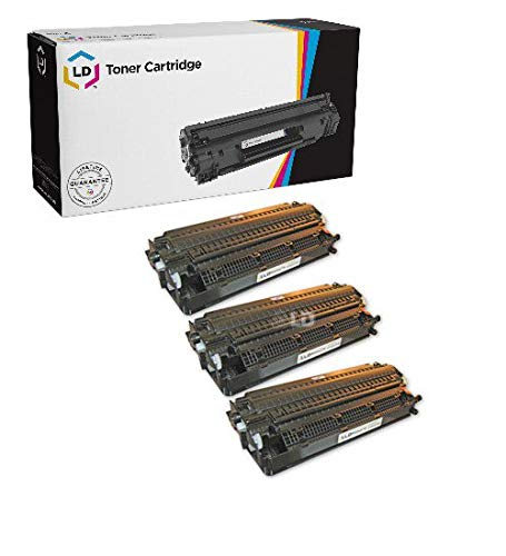 LD Compatible Toner Cartridge Replacement for Canon E40 High Yield (Black, 3-Pack)