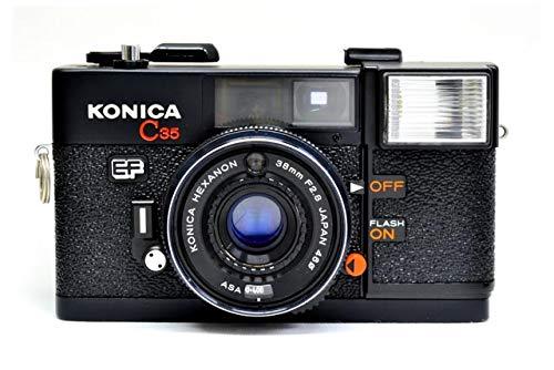 コニカ KONICA C35 EF フィルムコンパクト