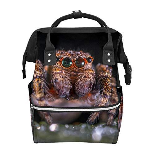 Mochila escolar de tarántula mexicana de gran capacidad para momia, bolso para ordenador portátil, mochila de viaje, para mujeres, hombres, adultos, adolescentes y niños