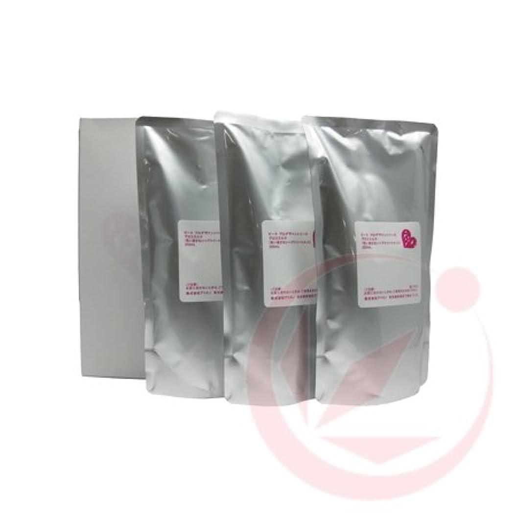 フィルタ平日アピールアリミノ ピース グロスmilk ミルク(ホワイト) 200ml(業務?詰替用)×3個入り