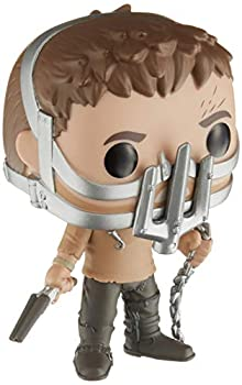Funko Pop! Movies  Mad Max Fury Road - Blood Bag  Max with Cage Mask Limited Exclusive  #510