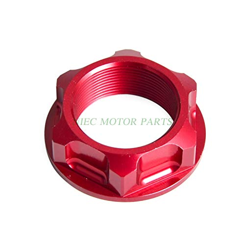 Felix-Box - Motorcycle CNC Steering Stem Nut for Honda CR85R CRF150R CRM250 CRF250L/M CRF1000L XR230 XR250 XR400