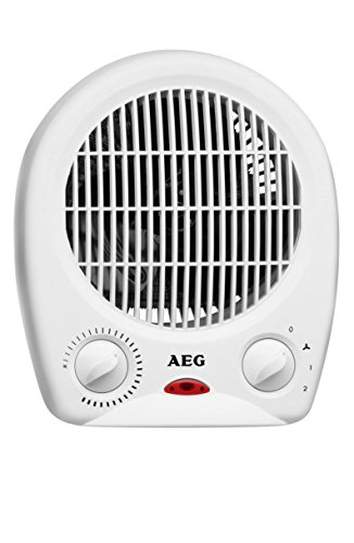AEG 189970 HS 203 T - Calefactor (2000 W, 230 V), color blanco