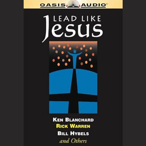 Lead Like Jesus audiobook cover art