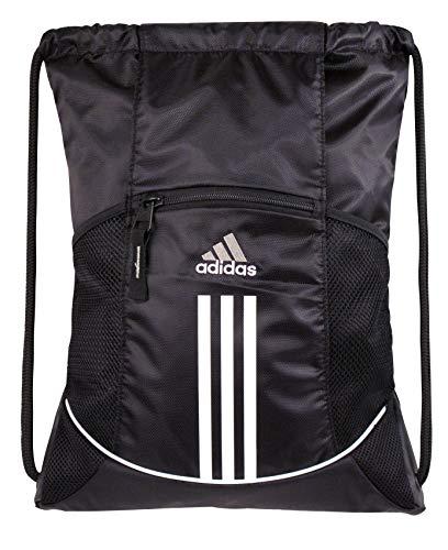adidas Unisex Alliance Sport Sackpack, Black, ONE SIZE
