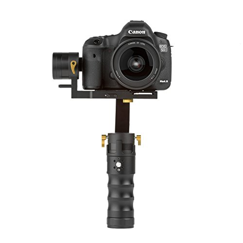 Ikan DS1 Beholder Gimbal for DSLRs (Black)