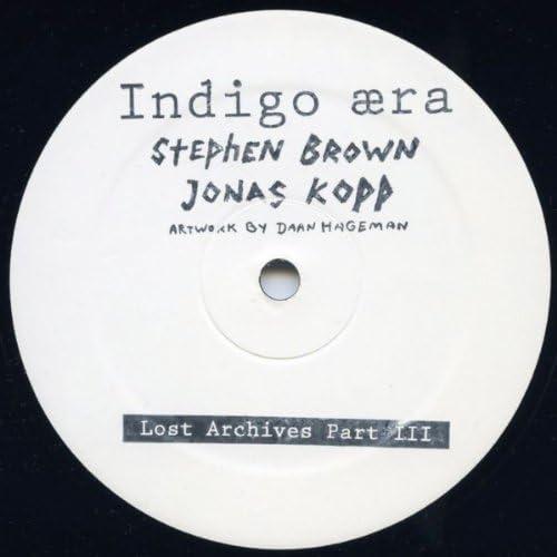 Stephen Brown / Jonas Kopp