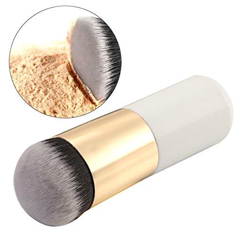 Frcolor Pinceau Foundation Kabuki pour le mélange de la poudre BB pour le visage liquide