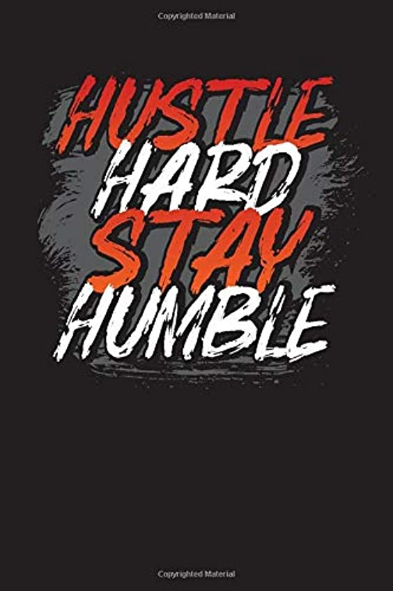 そうマルコポーロ文化Hustle Hard Stay Humble: Daily Workout & Exercise Log Book – Exercise Journal (Success & Motivation)