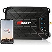 Hiboost 3-Band 4G LTE and 3G Cell Phone Signal Booster