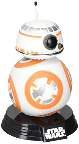 Funko - POP! Bobble Colección Star Wars - Figura BB-8 (6218)