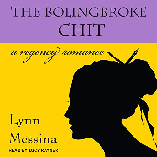 The Bolingbroke Chit: A Regency Romance cover art