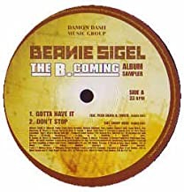 Beanie Sigel / The B Coming (Album Sampler)