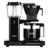 Moccamaster Filter Kaffeemaschine KBG Select, 1.25 Liter, 1520 W, Black