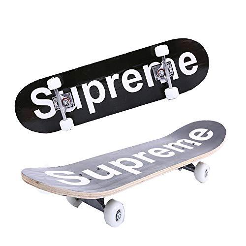 GFF SHOP Verrückter Nachmittag, hinter dem coolen Skateboard, 3108PU Wheel Skateboard 31 Zoll