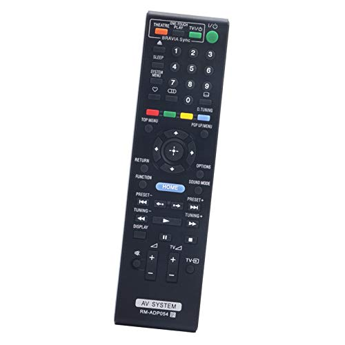 ALLIMITY RM-ADP054 Mando a Distancia Reemplazar Apto para Sony BLU-Ray Home Theater...