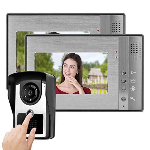 Cámara IR de 7 pulgadas TFT LCD fácil de instalar, mejora la seguridad en(European standard (110-240V))