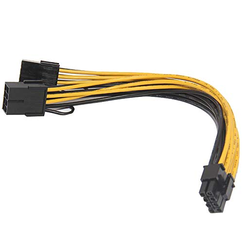 Zahara Laptop NVIDIA Graphics Card Power with Cable Replacement for 030-0571-000 Tesla K80 M60 M40 P100 P40