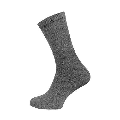 Men's Sport Active Athletic Cotton Rich Socks 6-11 Uk 43-46 Eur - Multipack (Assorted, 10)