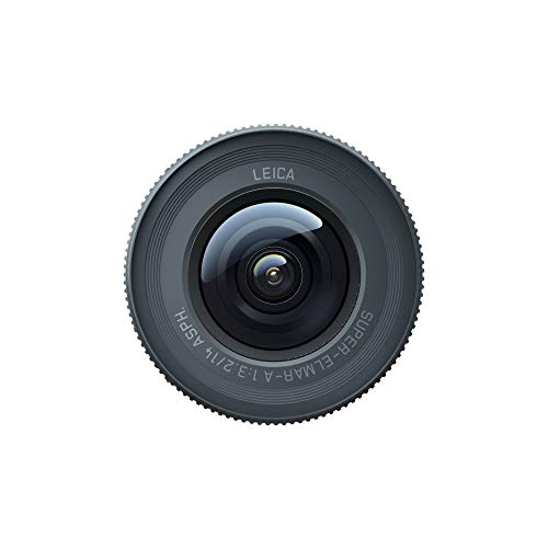 Insta360 ONE R Action Camera Lens Mod Co-Engineered with Leica (1-Inch Wide Angle)