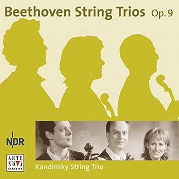Beethoven: Streichtrios op. 9, 1-3