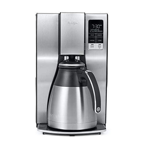 Mr. Coffee 10 Cup Thermal Programmable Coffeemaker