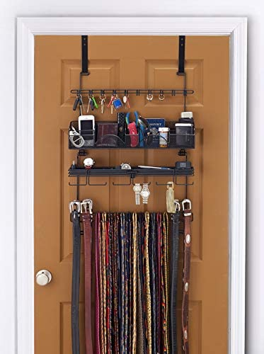 Longstem Organizers Men's Over-Door Wall Boston Mall Access 9200 Belt Sales of SALE items from new works Tie #