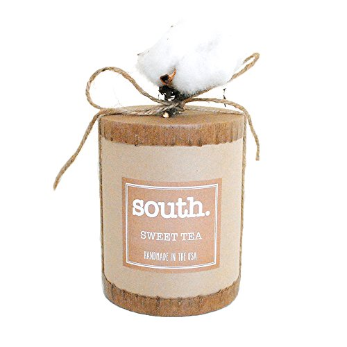 The South Candle - South - Sweet Tea 14oz All Natural Soy Candle