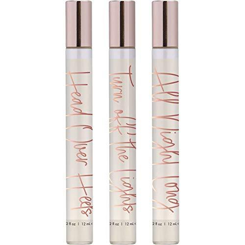 Pheromone Perfume Oil 3 Pc Gift Set