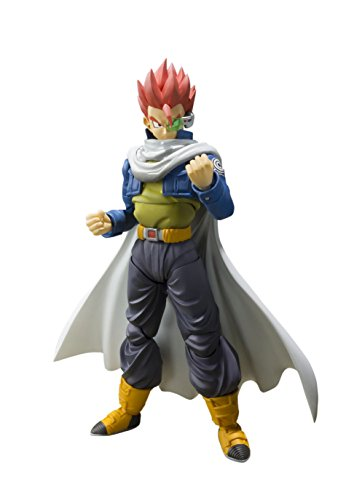 "Bandai Tamashii Nations S.H. Figuarts Time Patroler ""DRAGON Ball: Xenoverse"" Action Figure -  BAN14340"