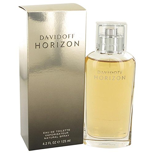 Davidoff Horizon by Davidoff Eau De Toilette Spray 4.2 oz for Men - 100% Authentic by Davidoff