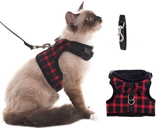 BINGPET Escape Proof Cat Harness
