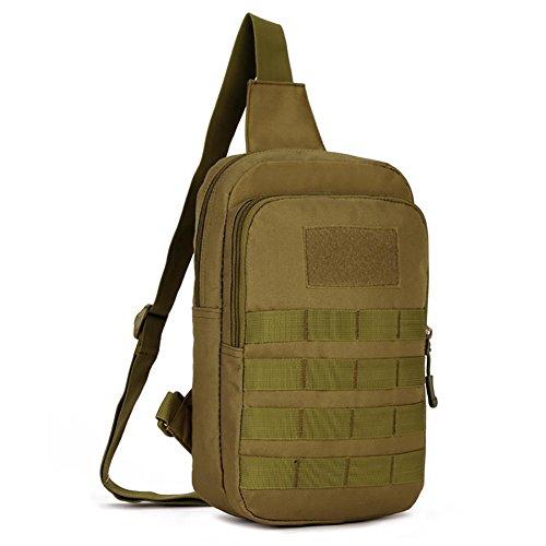 18 * 29 * 10cm extérieur Chest Sac à dos Homme Messenger Bag Riding Nylon , 1
