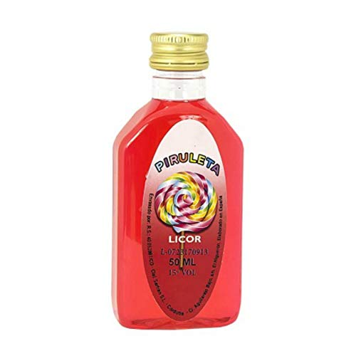 Lote de 25 Botellas de Licor