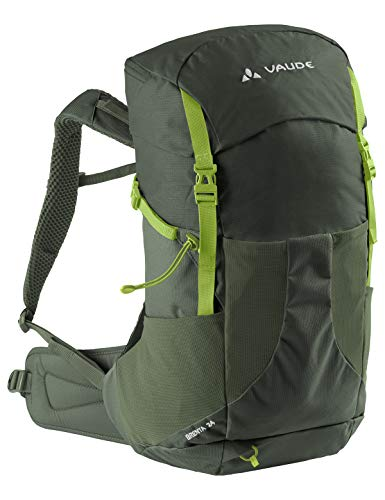VAUDE Brenta 24 Sac à dos 20-29L Olive FR: Taille Unique (Taille Fabricant: One Size)