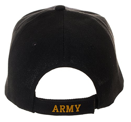 Officially Licensed US Army Retired Baseball Cap – Multiple Ranks Available!