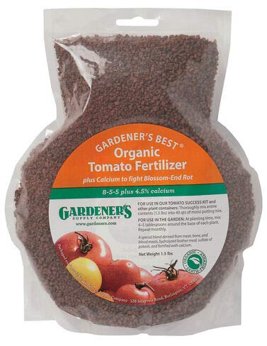 Gardener's Best Organic Tomato Fertilizer, 24 Oz.