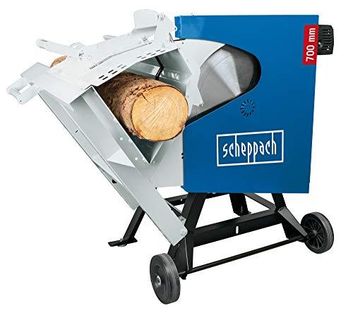 SCHEPPACH HS720B Wippkreissäge Brennholzsäge Wippsäge Kreissäge Holzsäge Säge 700mm Blatt mit Benzinmotor 12,2PS
