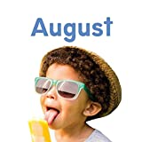 August: The children to read (English Edition)