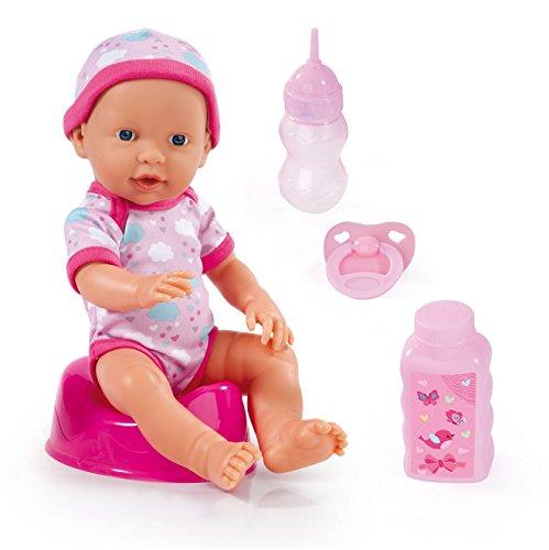 Bayer Design 93023AA - Piccolina First New born Baby 30cm, rosa