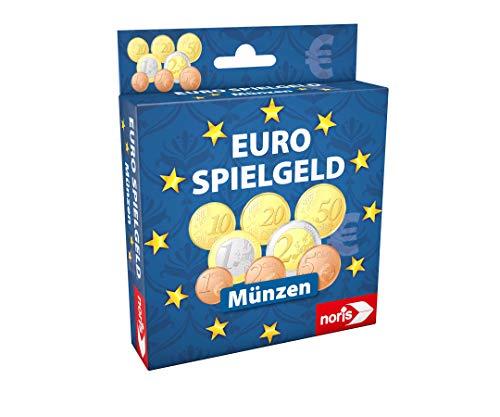 Noris 606521012 606521012 Euro speelgeld munten